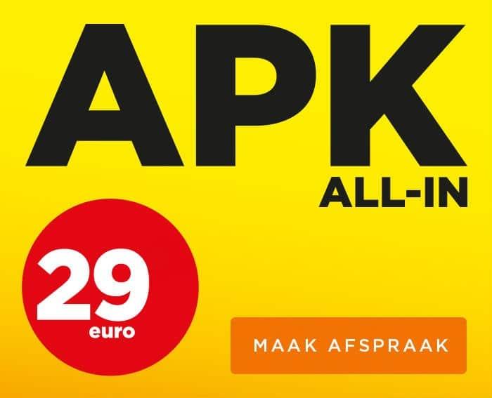 APK-keuring