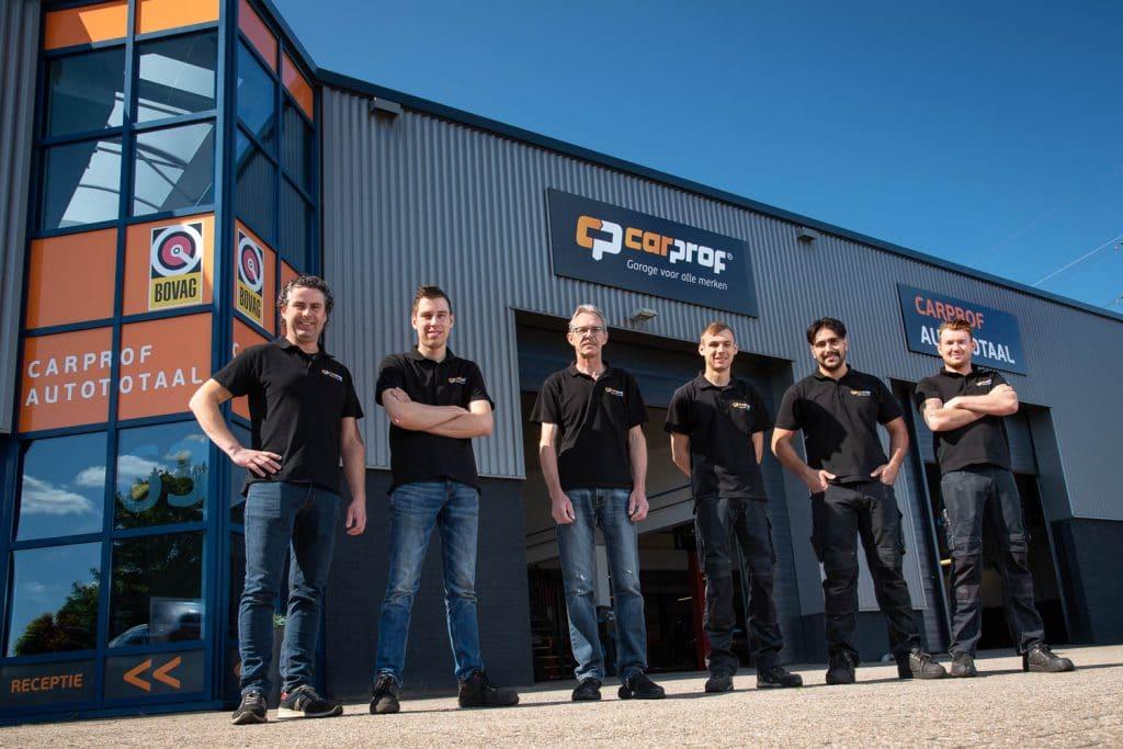 Team CarProf AutoTotaal